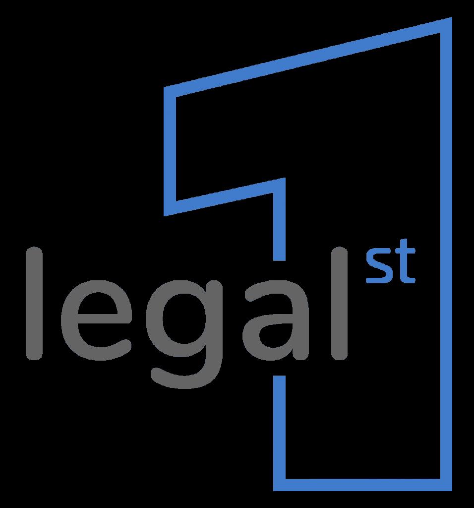 Logo von legal first
