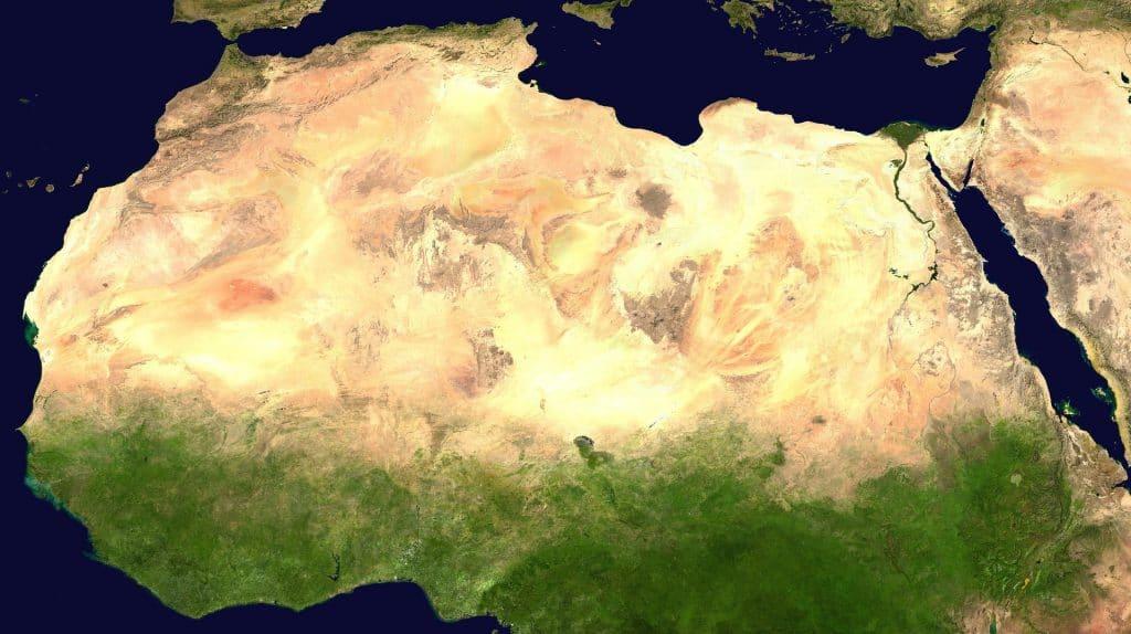 Afrika Kongo Kobalt
